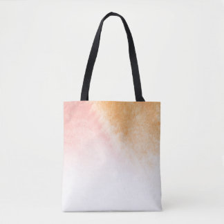 Abstract watercolor hand painted background 4 4 tote bag