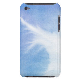 Abstract watercolor hand painted background 4 Case-Mate iPod touch case
