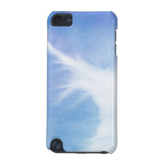 Abstract watercolor hand painted background 4 iPod touch 5G cover