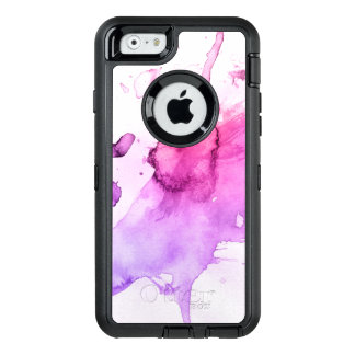 Abstract watercolor hand painted background 5 3 OtterBox iPhone 6/6s case