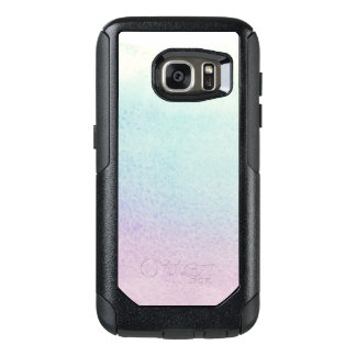 Abstract watercolor hand painted background 5 OtterBox samsung galaxy s7 case