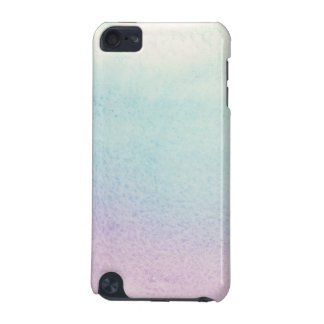 Abstract watercolor hand painted background iPod touch 5G cover