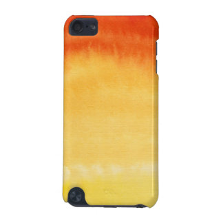 Abstract watercolor hand painted background. iPod touch 5G cover