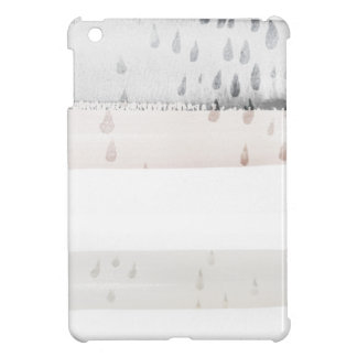 abstract watercolour iPad mini covers