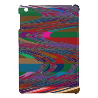 Abstract Wave RACE COURSE Gamble Horses Bet FUN iPad Mini Cases