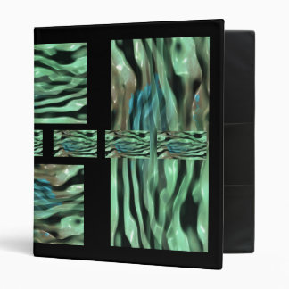 Abstract Wavelength in Green Binder