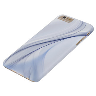 Abstract Waves Barely There iPhone 6 Plus Case