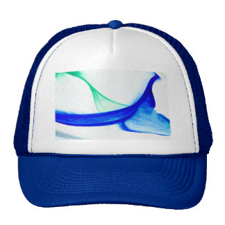 Abstract Waves Hat