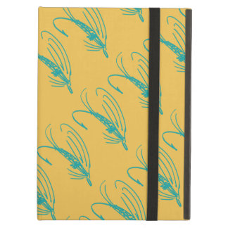 Abstract Wet Fly Lure iPad Air Cases