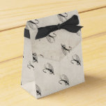 Abstract Wet Fly Lure Party Favor Boxes