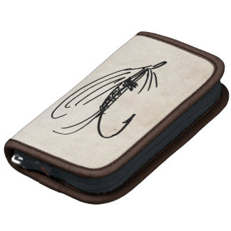 Abstract Wet Fly Lure Organizer