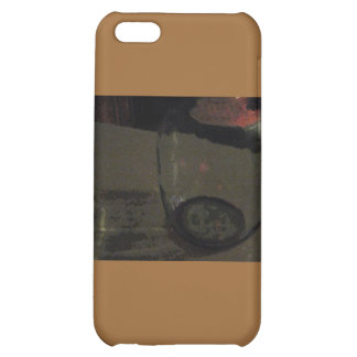 Abstract Wine Jug Tan Case Case For iPhone 5C