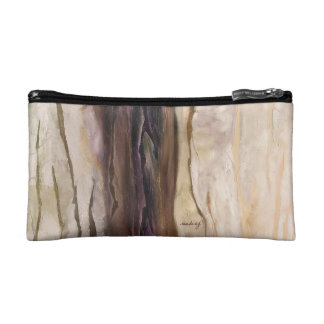 Abstract Winter Bag Cosmetic Bags