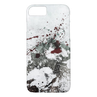 Abstract Wolf iPhone 8/7 Case