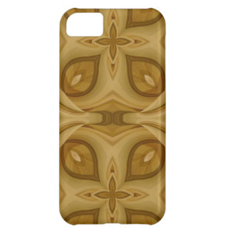 Abstract Wood Pattern Case For iPhone 5C