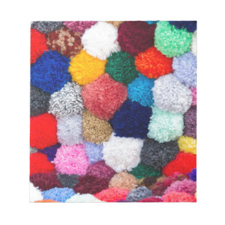 abstract wool background notepad