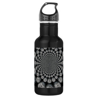 Abstract Worlds Spiral Realms Liberty Bottle