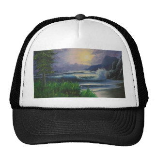 Abstract Worlds Trucker Hat