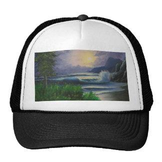 Abstract Worlds Trucker Hat