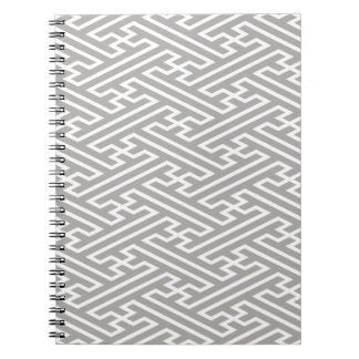 Abstract Woven Pattern   Notebook