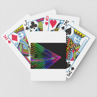 Abstract - WOWCOCO Bicycle Playing Cards
