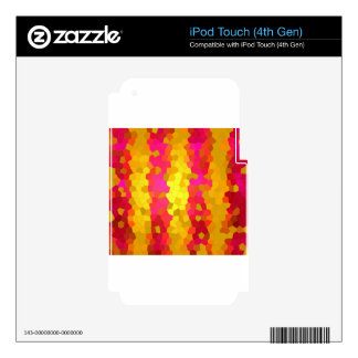 Abstract - WOWCOCO iPod Touch 4G Decal