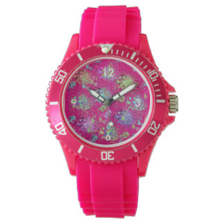 abstract wristwatches