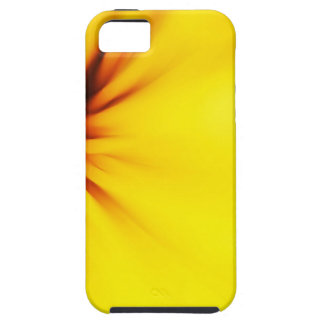 Abstract yellow background iPhone 5 cover