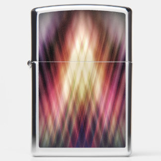 abstract zippo lighter