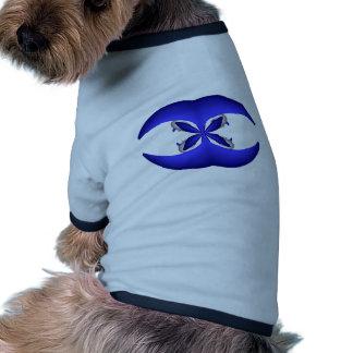 Abstracta-Azules G Ropa Para Mascota