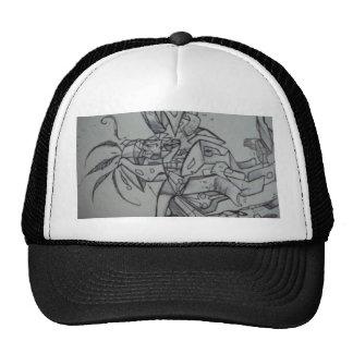 abstractat gorras de camionero