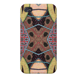 abstracted covers for iPhone 4