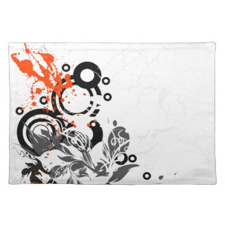 Abstracted Place Mats