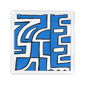 ABSTRACTHORIZ (648).jpg Square Serving Trays