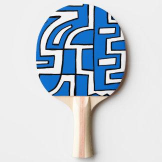 ABSTRACTHORIZ (648).jpg Ping-Pong Paddle