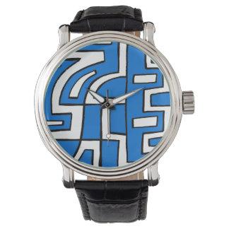 ABSTRACTHORIZ (648).jpg Wrist Watch