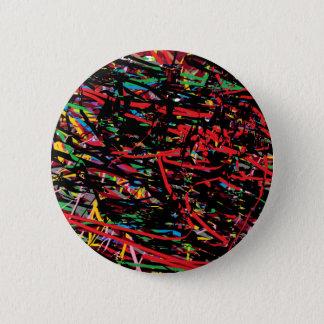 Abstractia Pinback Button