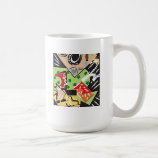 Abstractified Mug