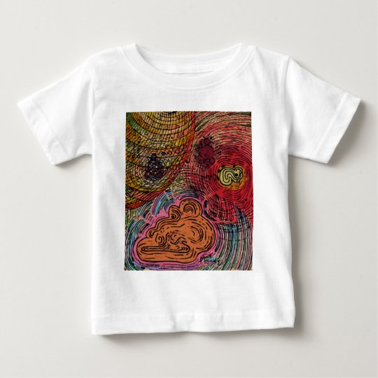 Abstraction # 1 baby T-Shirt