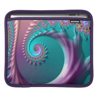 Abstraction Art Tree Like Effect Sleeve For iPads