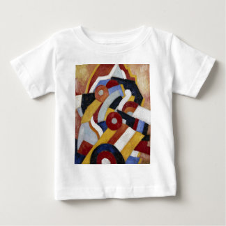 Abstraction by Marsden Hartley Baby T-Shirt