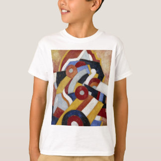 Abstraction by Marsden Hartley T-Shirt