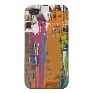 Abstraction Cover For iPhone 4