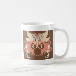 Abstraction Five Tlaloc Coffee Mug