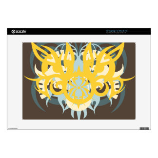 Abstraction Nine Imperious Skin For Laptop
