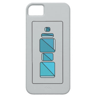 Abstraction of a Water Bottle iPhone 5 Covers