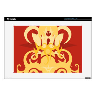 Abstraction One Osiris Laptop Decal