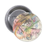 Abstraction Pinback Buttons
