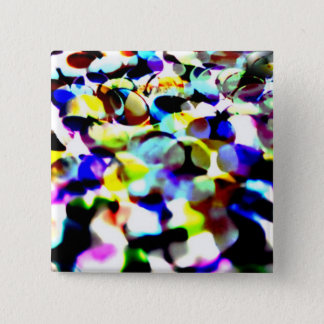 Abstraction Square Button