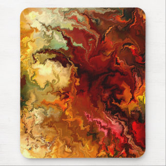 Abstraction surrealist by rafi talby mouse pad